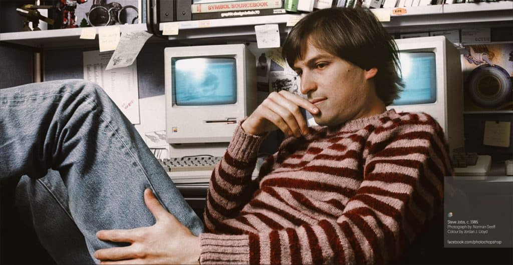 Steve Jobs understood core values relevant to a brand | Andy Woolley